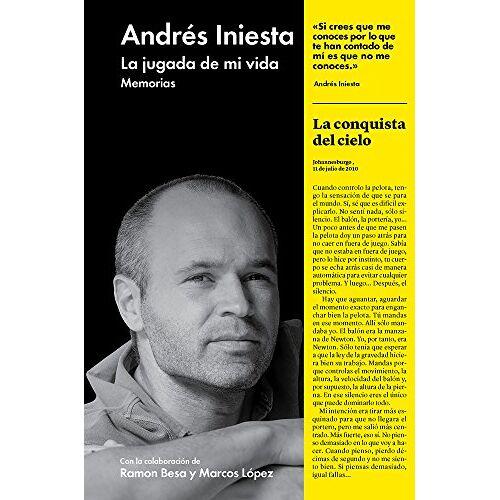 Andrés Iniesta - La Jugada de Mi Vida - Preis vom 13.05.2021 04:51:36 h