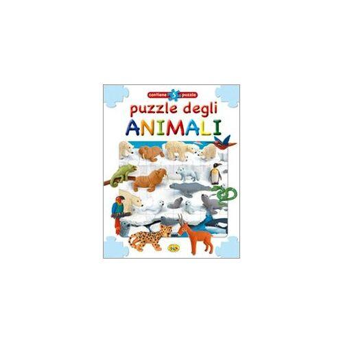 - Puzzle degli animali (Puzzle grandi) - Preis vom 20.10.2020 04:55:35 h