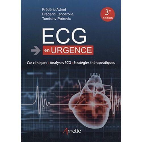 Tomislav Petrovic - ECG - En Urgence - Preis vom 10.04.2021 04:53:14 h