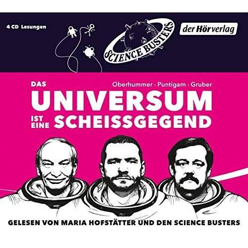 Martin Puntigam - Das Universum ist eine Scheißgegend - Preis vom 20.10.2020 04:55:35 h