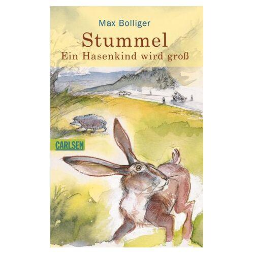 Max Bolliger - Stummel. Ein Hasenkind wird groß. - Preis vom 12.05.2021 04:50:50 h