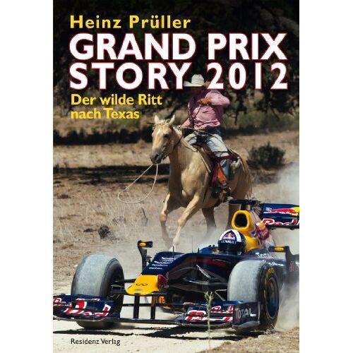 Heinz Prüller - Grand Prix Story 2012 - Preis vom 19.10.2020 04:51:53 h