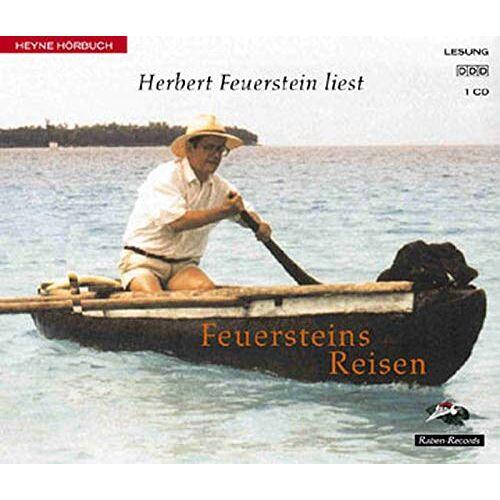 Herbert Feuerstein - Feuersteins Reisen (Heyne Hörbuch) - Preis vom 15.04.2021 04:51:42 h