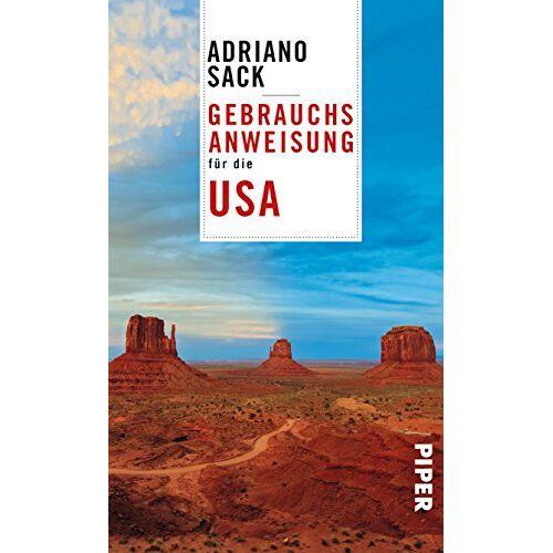Adriano Sack - Gebrauchsanweisung für die USA - Preis vom 06.09.2020 04:54:28 h