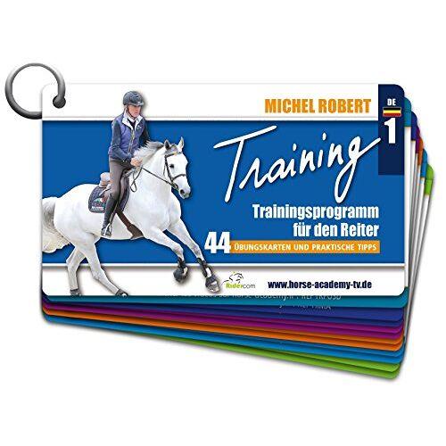 Michel Robert - Training 1 Trainingsprogramm für den Reiter - Preis vom 24.02.2020 06:06:31 h