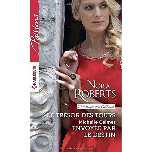 Nora Roberts - Le trésor des Tours ; Envoyée par le destin - Preis vom 18.04.2021 04:52:10 h