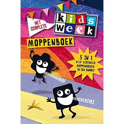 Kidsweek - Het superdikke kidsweek moppenboek: De leukste moppen uit Kidsweek! - Preis vom 15.05.2021 04:43:31 h