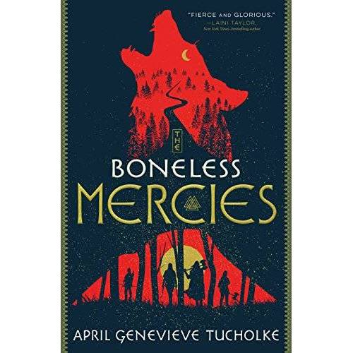 Tucholke, April Genevieve - The Boneless Mercies - Preis vom 06.09.2020 04:54:28 h