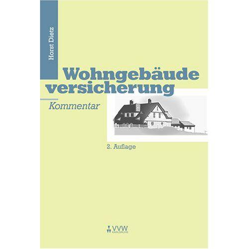 Horst Dietz - Wohngebäudeversicherung - Preis vom 27.01.2021 06:07:18 h