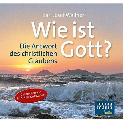 Wallner, Karl Josef - Wie ist Gott? - Preis vom 16.01.2021 06:04:45 h