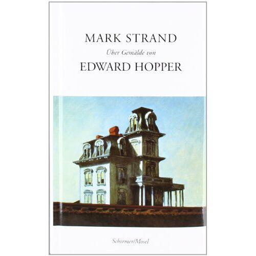 Mark Strand - Über Gemälde von Edward Hopper - Preis vom 18.10.2020 04:52:00 h