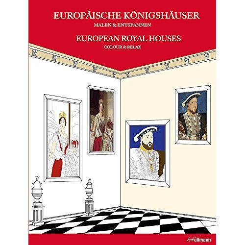 Agata Mazur - Europäische Königshäuser (D/GB) - Preis vom 03.05.2021 04:57:00 h