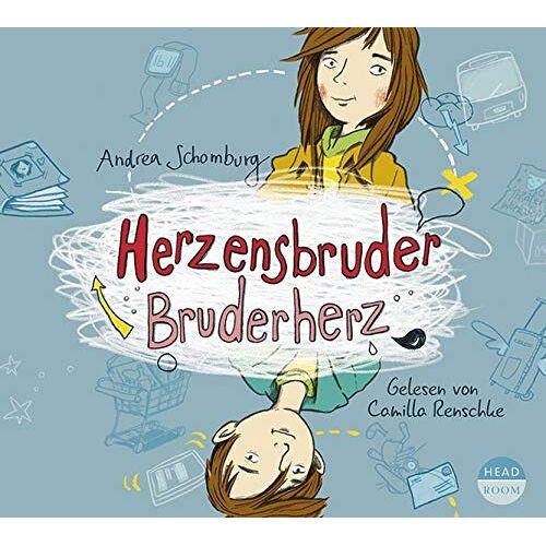 Andrea Schomburg - Herzensbruder, Bruderherz - Preis vom 18.04.2021 04:52:10 h