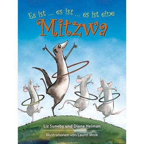Liz Suneby - Kinderbuch Es ist eine Mitzwa - Preis vom 20.01.2021 06:06:08 h