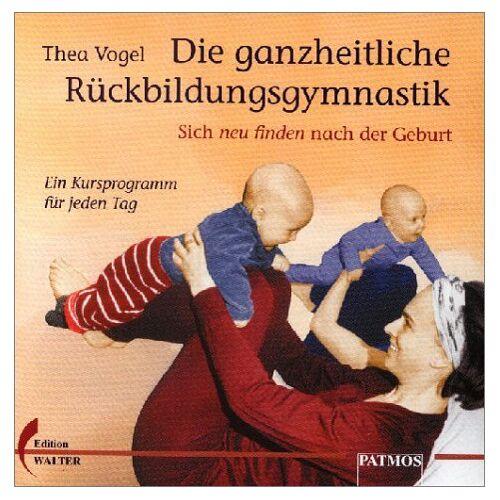 Thea Vogel - Die ganzheitliche Rückbildungsgymnastik, 1 CD-Audio - Preis vom 06.04.2021 04:49:59 h