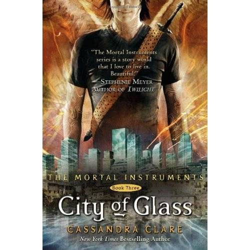 Cassandra Clare - City of Glass (The Mortal Instruments) - Preis vom 17.04.2021 04:51:59 h