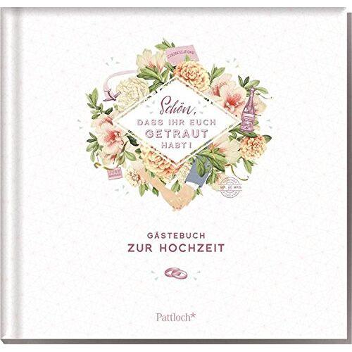 Nelly Klein - Schön, dass ihr euch getraut habt!: Gästebuch zur Hochzeit - Preis vom 09.04.2020 04:56:59 h