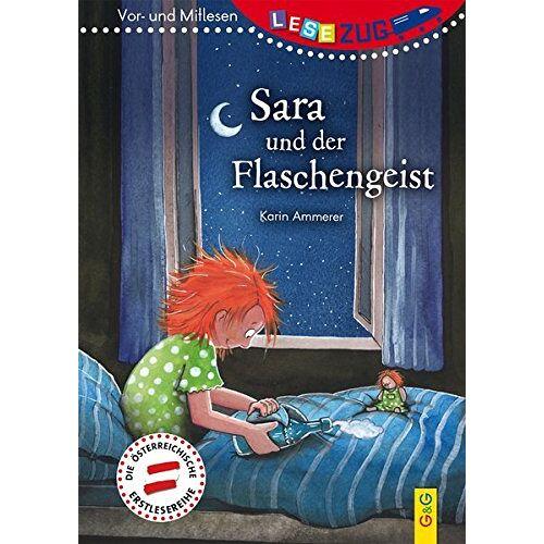 Karin Ammerer - LESEZUG/Vor-und Mitlesen: Sara und der Flaschengeist - Preis vom 23.02.2021 06:05:19 h