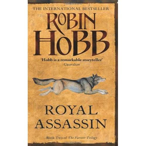 Robin Hobb - The Farseer 2. Royal Assassin (The Farseer Trilogy) - Preis vom 21.10.2020 04:49:09 h