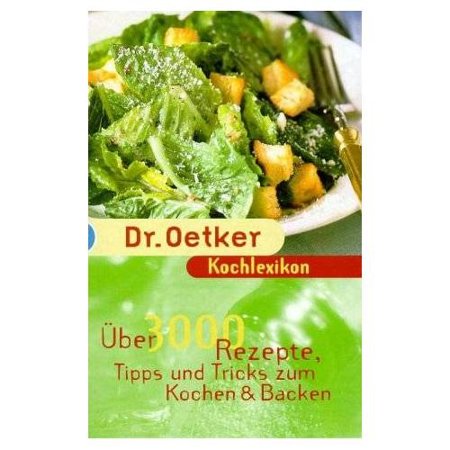 Oetker - Kochlexikon, 8 Bde. - Preis vom 14.05.2021 04:51:20 h
