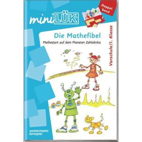 Gabriele Achilles - miniLÜK: Mathematik / Mathe-Fibel: (Doppelband) - Preis vom 08.05.2021 04:52:27 h