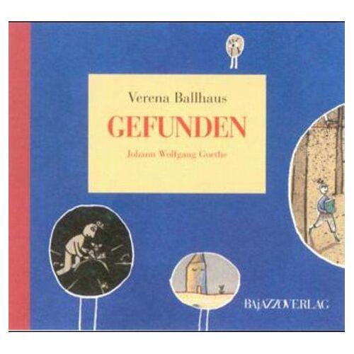 Verena Ballhaus - Gefunden - Preis vom 27.02.2021 06:04:24 h