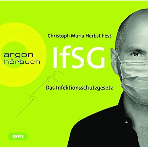 Various - Infektionsschutzgesetz (IfSG) - Preis vom 18.10.2020 04:52:00 h