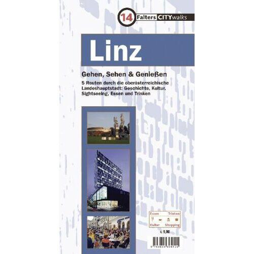 Irene Hanappi - CityWalks Linz - Preis vom 26.01.2021 06:11:22 h