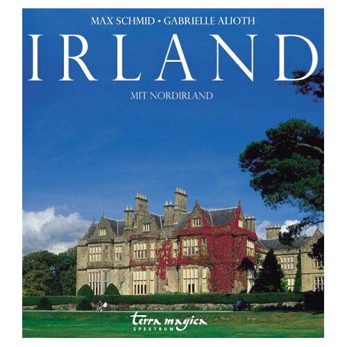 Max Schmid - Irland: Mit Nordirland - Preis vom 13.05.2021 04:51:36 h