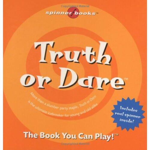 Robert Moog - Truth or Dare [With Spinner] (Spinner Books) - Preis vom 21.10.2020 04:49:09 h
