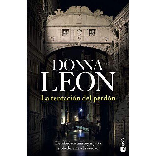 Donna Leon - La tentación del perdón (Crimen y Misterio) - Preis vom 15.04.2021 04:51:42 h
