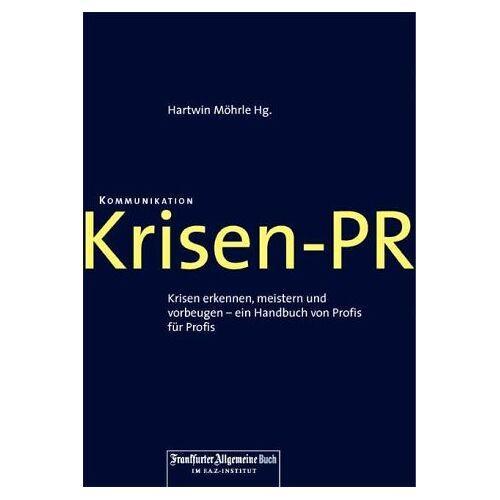 - Krisen-PR - Preis vom 22.01.2021 05:57:24 h