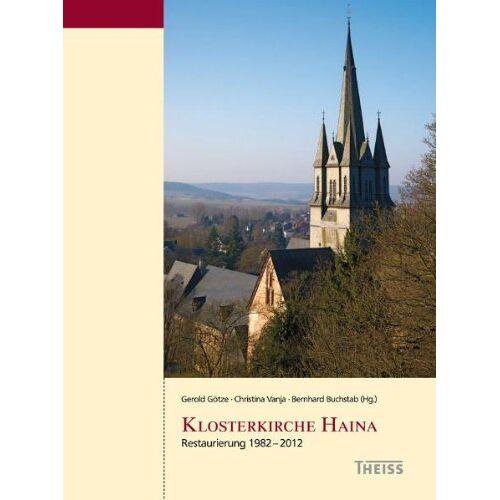 Gerold Götze - Klosterkirche Haina: Restaurierung 1982-2012 - Preis vom 03.05.2021 04:57:00 h