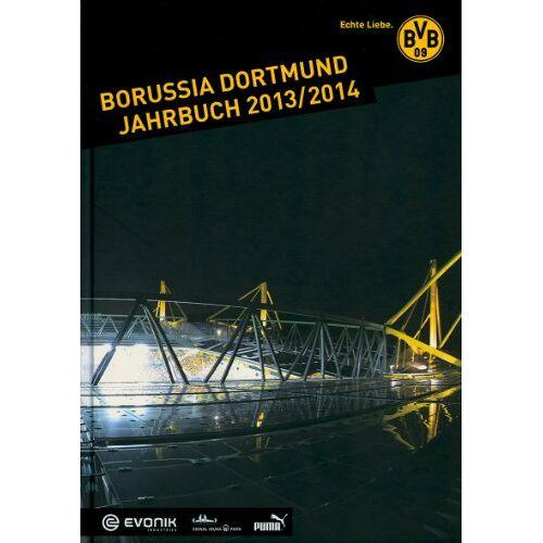 Borussia Dortmund - Borussia Dortmund: Jahrbuch 2013/2014 - Preis vom 16.05.2021 04:43:40 h