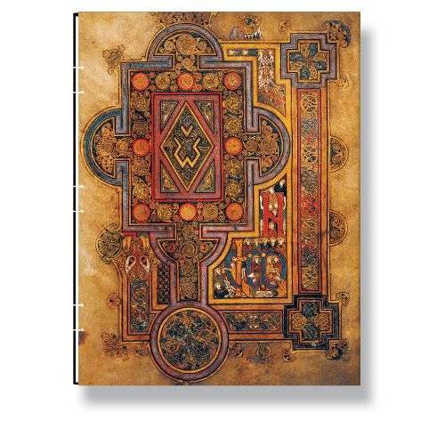 Paperblanks Book Company - Book of Kells Quoniam - Notizbuch Groß - Liniert - Paperblanks - Preis vom 28.02.2021 06:03:40 h