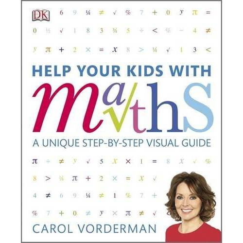 Carol Vorderman - Help Your Kids With Maths - Preis vom 17.01.2021 06:05:38 h