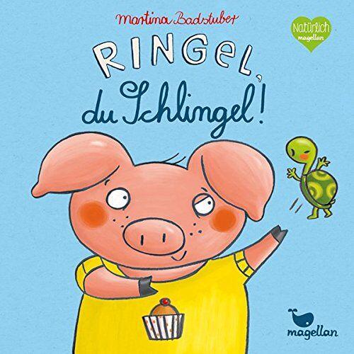 Martina Badstuber - Ringel, du Schlingel! - Preis vom 11.05.2021 04:49:30 h
