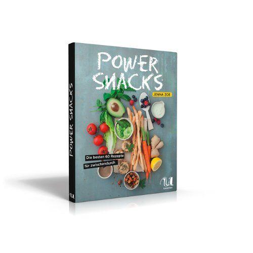 Jenna Zoe - Powersnacks: Die besten 60 Rezepte für zwischendurch - Preis vom 04.12.2019 05:54:03 h