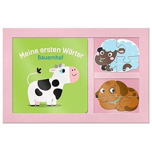 - Meine ersten Wörter - Bauernhof: mit Puzzle - Preis vom 28.02.2021 06:03:40 h