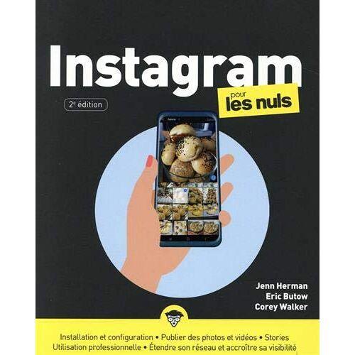 - Instagram Pour les Nuls 2e - Preis vom 21.10.2020 04:49:09 h