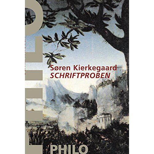 Søren Kierkegaard - Schriftproben - Preis vom 05.09.2020 04:49:05 h
