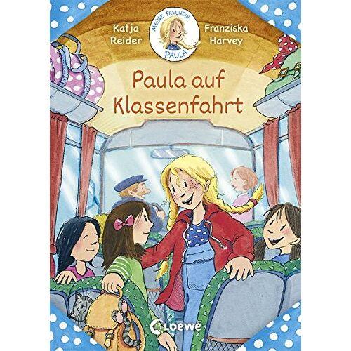 Katja Reider - Meine Freundin Paula - Paula auf Klassenfahrt - Preis vom 11.04.2021 04:47:53 h