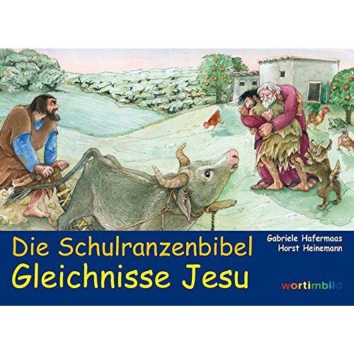 - Die Schulranzenbibel: Gleichnisse Jesu - Preis vom 26.02.2021 06:01:53 h