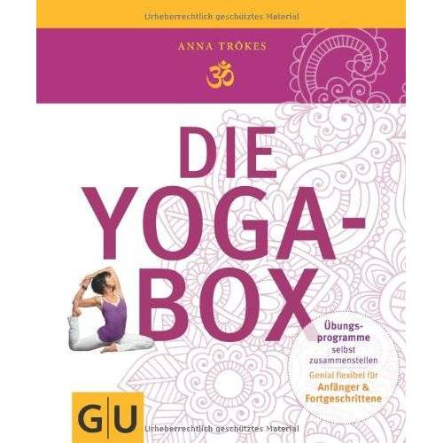 Anna Trökes - Die Yogabox (GU Buch plus Körper & Seele) - Preis vom 04.09.2020 04:54:27 h