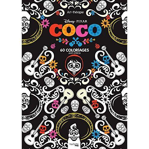 - Coco : 60 coloriages anti-stress - Art-thérapie - Preis vom 15.05.2021 04:43:31 h