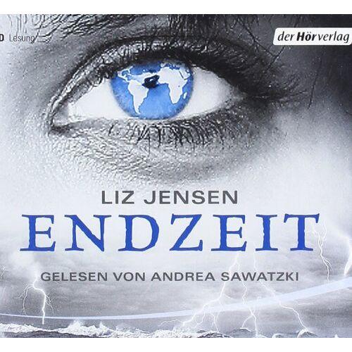 Liz Jensen - Endzeit - Preis vom 06.04.2020 04:59:29 h