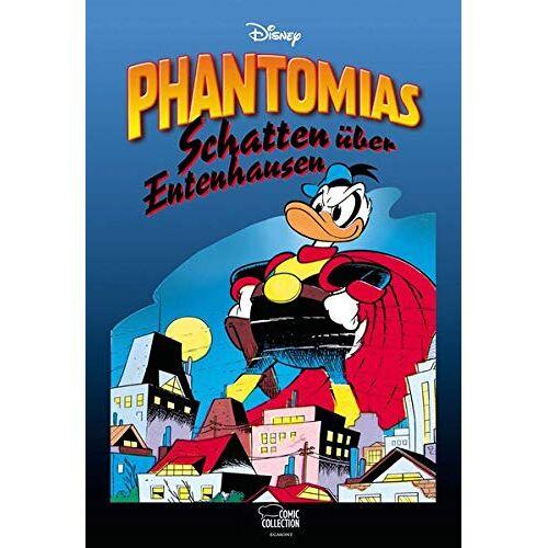 Walt Disney - Phantomias - Schatten über Entenhausen - Preis vom 28.02.2021 06:03:40 h