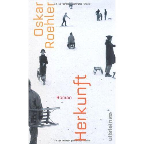 Oskar Roehler - Herkunft: Roman - Preis vom 06.04.2020 04:59:29 h