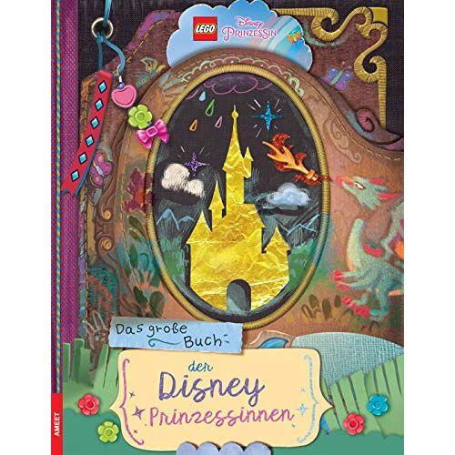 - LEGO® Disney Prinzessin™ – Das große Buch der Disney-Prinzessinnen - Preis vom 06.04.2020 04:59:29 h
