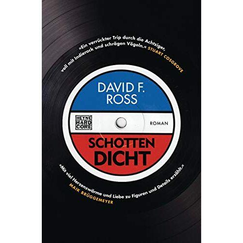 Ross, David F. - Schotten dicht: Roman (Schottland Trilogie, Band 3) - Preis vom 11.05.2021 04:49:30 h